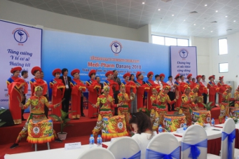 The 1st International Medical and Pharmaceutical Exhibition in Da Nang